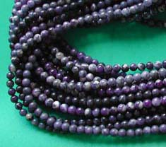Gemstone bead direct import form  wholesale collection online offering genuine amethyst stone bead. This is also the present carrier of the purple color ray. The purple color ray can effectively improve our communication skill and heal stomach and liver problem.